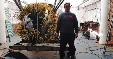 Próximo e Inmediato Desalojo al artista escultor oriundo de Vicente López