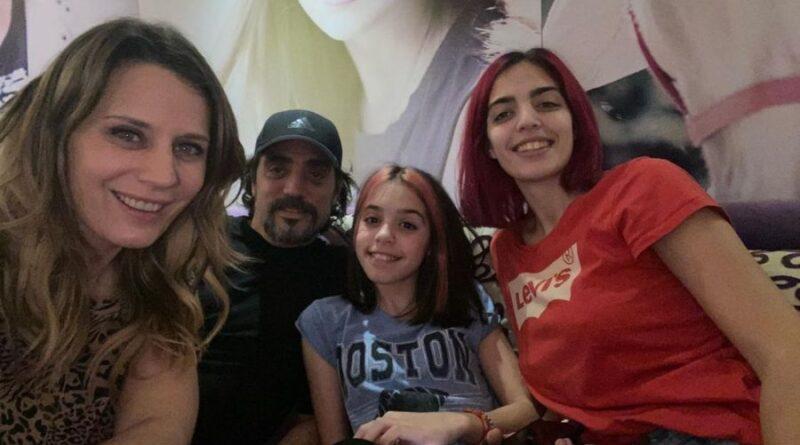 ROCIO MARENGO DESTERRADA DE LA FAMILIA FORT